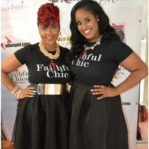 Faithful chics